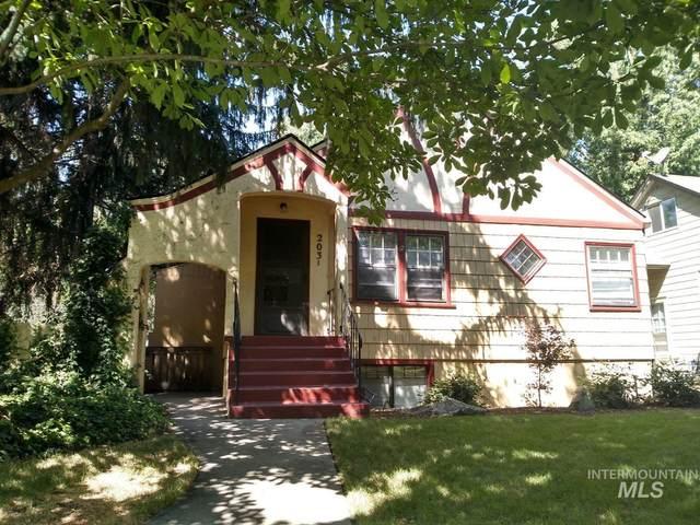 2031 N Harrison Blvd., Boise, ID 83702 (MLS #98777397) :: Team One Group Real Estate