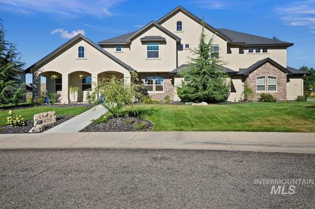 5477 N Quail Summit Pl, Boise, ID 83703 (MLS #98777469) :: Boise Valley Real Estate