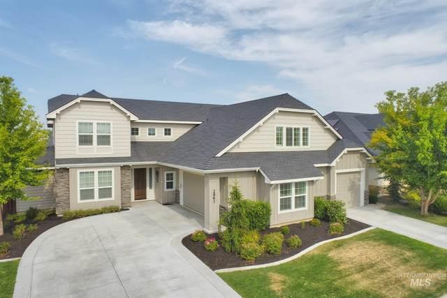 2963 S Fox Troop Place, Eagle, ID 83616 (MLS #98777722) :: Build Idaho