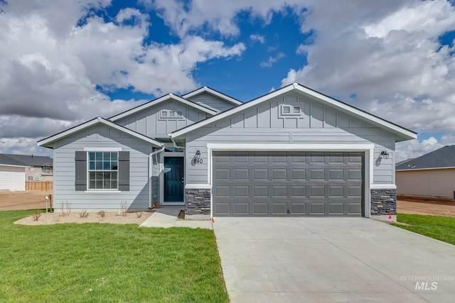 8720 S Hoban Ave, Kuna, ID 83634 (MLS #98777728) :: Boise Home Pros