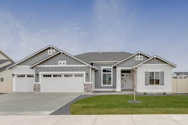 1387 W Brink Ct, Meridian, ID 83642 (MLS #98777911) :: Juniper Realty Group