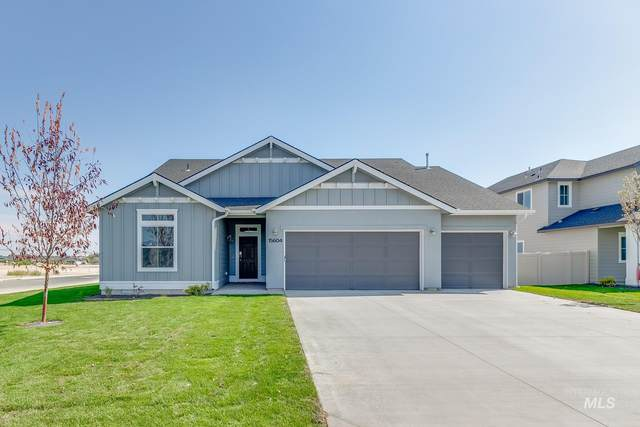 2609 W Rickon St, Kuna, ID 83634 (MLS #98777954) :: Michael Ryan Real Estate