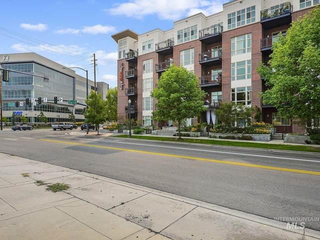 412 S 13th Street #412, Boise, ID 83702 (MLS #98777986) :: Boise River Realty
