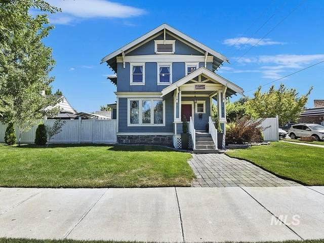 2100 W State, Boise, ID 83702 (MLS #98778082) :: City of Trees Real Estate