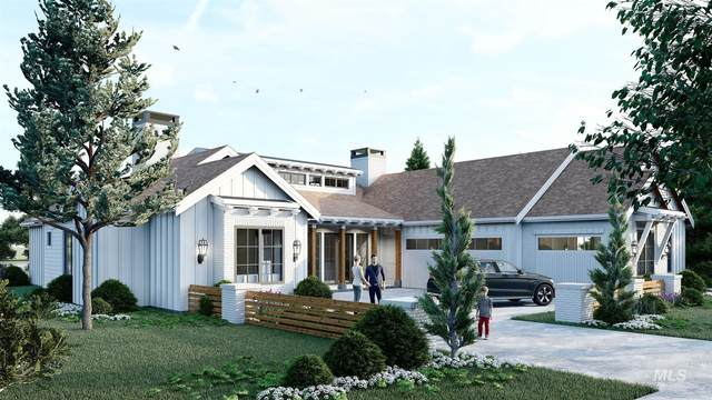 1645 E Garden Brook Dr, Eagle, ID 83616 (MLS #98778146) :: Jon Gosche Real Estate, LLC