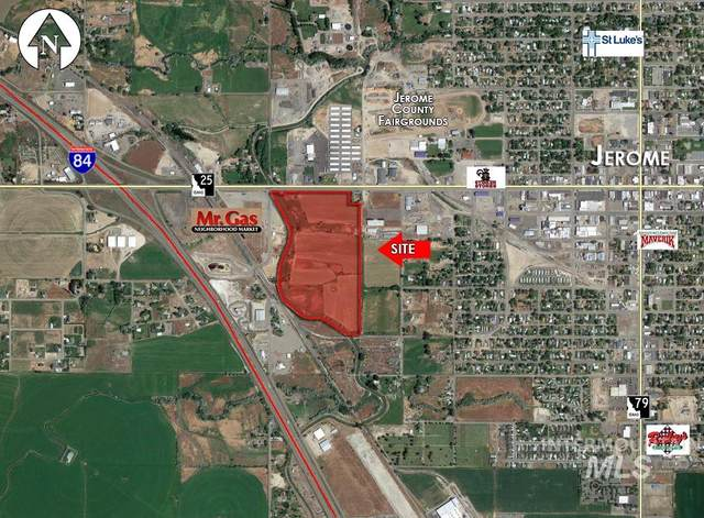 961 Main Street, Jerome, ID 83338 (MLS #98778189) :: Build Idaho