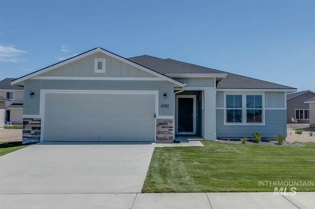 301 W Striped Owl St, Kuna, ID 83634 (MLS #98778588) :: Boise Home Pros