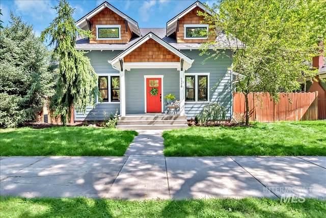 2118 N Harrison Blvd, Boise, ID 83702 (MLS #98778661) :: Boise Valley Real Estate