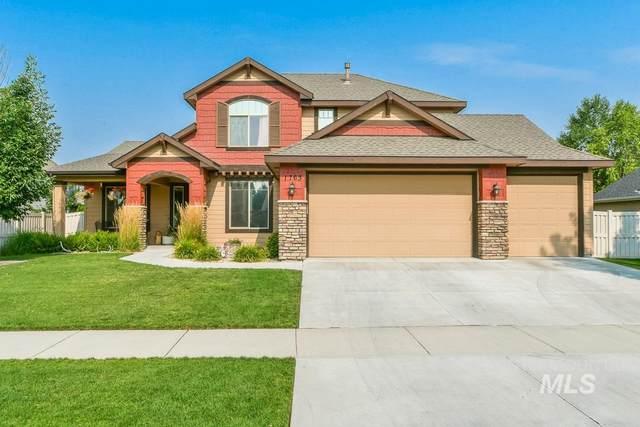 1763 Horseshoe Canyon Drive, Middleton, ID 83644 (MLS #98778707) :: Build Idaho