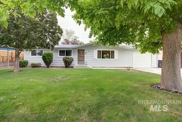 1820 W 7th, Weiser, ID 83672 (MLS #98778744) :: Boise Home Pros