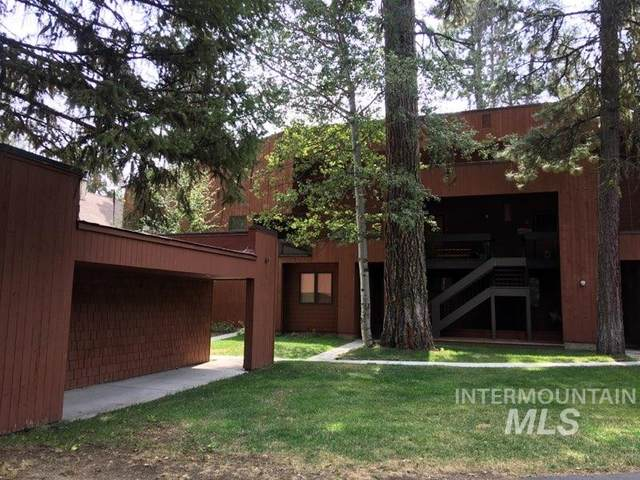 706 Lick Creek Rd #8, Mccall, ID 83638 (MLS #98778756) :: Boise River Realty