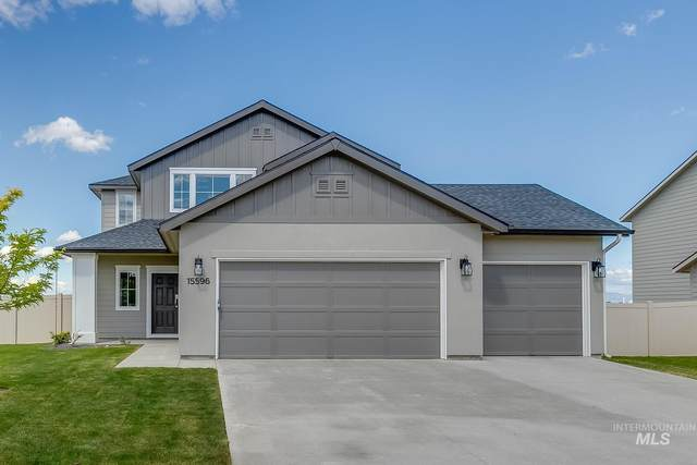 12696 Ironstone Dr., Nampa, ID 83651 (MLS #98778766) :: Boise Home Pros