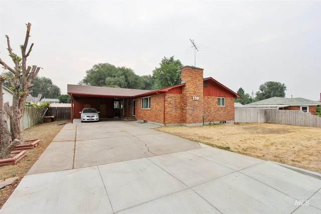 150 N 18th St E., Mountain Home, ID 83647 (MLS #98778781) :: Boise Home Pros