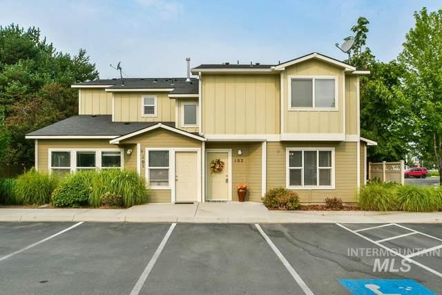 11073 W Garverdale #102, Boise, ID 83713 (MLS #98778813) :: Story Real Estate