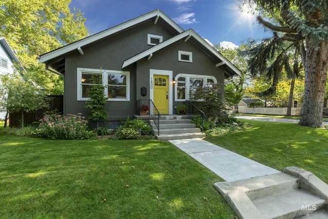 1800 N Harrison Boulevard, Boise, ID 83702 (MLS #98779045) :: Own Boise Real Estate