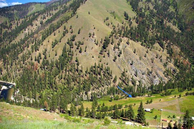 3.15 AC Elk Creek Road, Warren, ID 83671 (MLS #98779076) :: The Bean Team