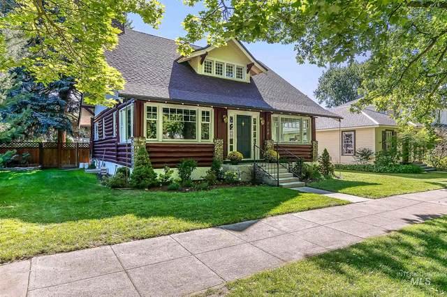 2108 N Harrison, Boise, ID 83702 (MLS #98779145) :: Boise Valley Real Estate