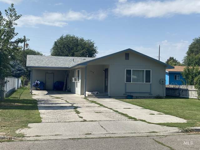 1038 Yale Ave, Burley, ID 83318 (MLS #98779236) :: Team One Group Real Estate