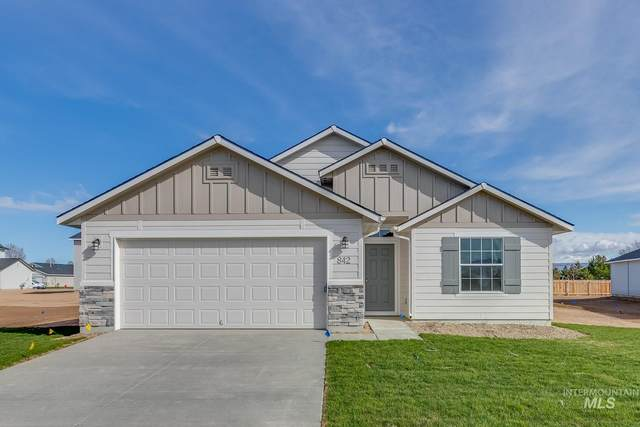 346 W Striped Owl St, Kuna, ID 83634 (MLS #98779319) :: Jon Gosche Real Estate, LLC