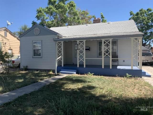 606 N 2nd Street, Nyssa, OR 97913 (MLS #98779359) :: Boise River Realty