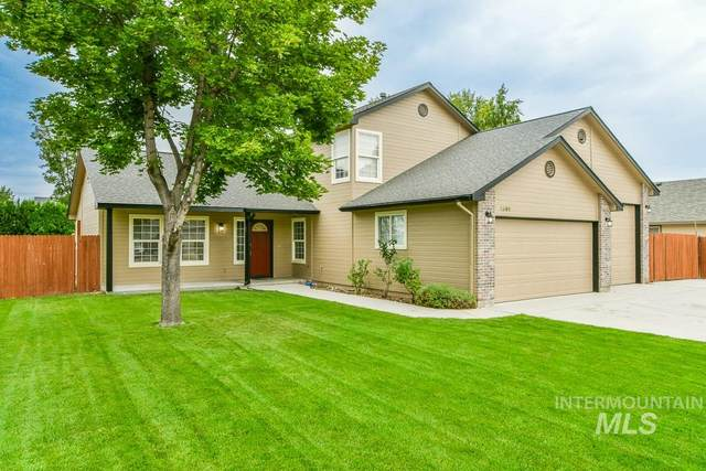 1398 E Blue Tick, Meridian, ID 83642 (MLS #98779431) :: Jon Gosche Real Estate, LLC