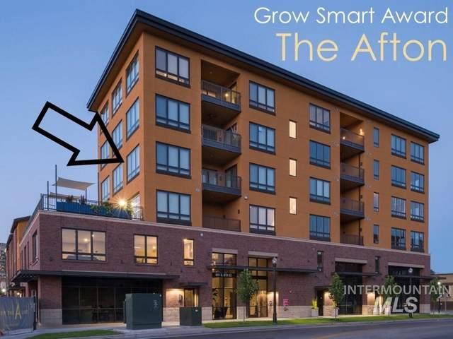 611 S 8TH #405, Boise, ID 83702 (MLS #98779494) :: Jon Gosche Real Estate, LLC