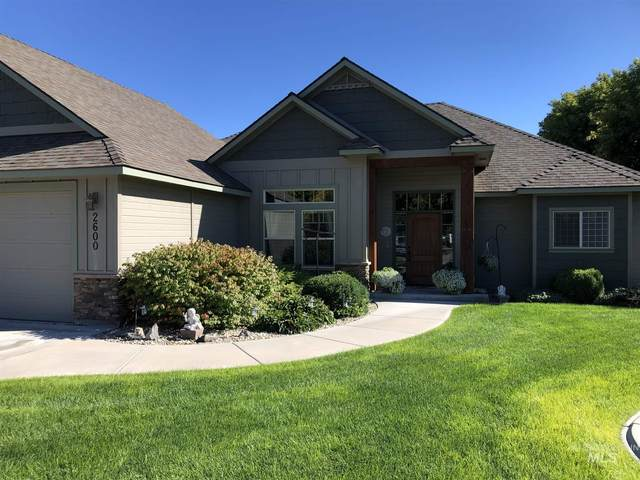 2600 NE 16th, Payette, ID 83672 (MLS #98779524) :: Michael Ryan Real Estate