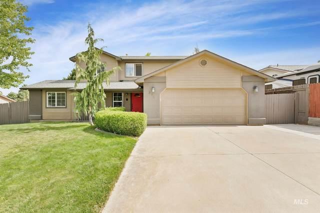 371 W Bloomington Drive, Meridian, ID 83642 (MLS #98779571) :: Boise Home Pros