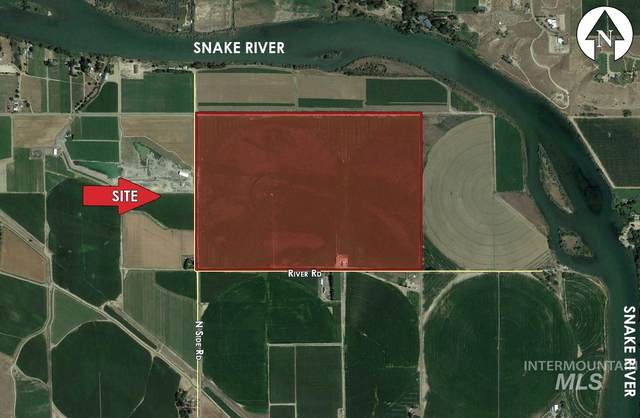 NEC Side Rd And River Rd, Homedale, ID 83628 (MLS #98779589) :: City of Trees Real Estate
