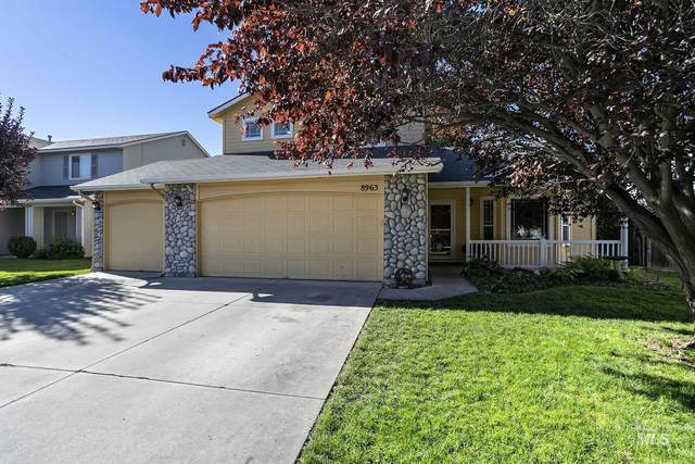 8963 W Desert Edge Dr., Boise, ID 83709 (MLS #98779940) :: Build Idaho