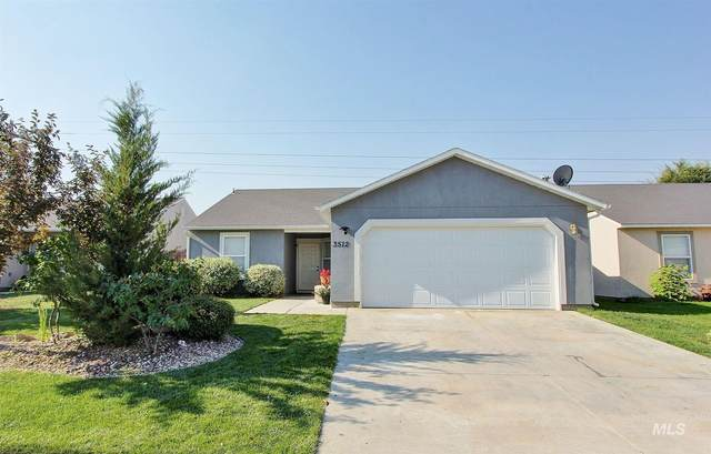 3512 W Vistapark Dr, Caldwell, ID 83605 (MLS #98779976) :: Build Idaho
