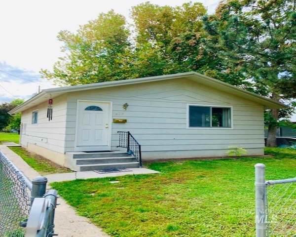 629 W Butterfield, Weiser, ID 83672 (MLS #98780099) :: Boise River Realty