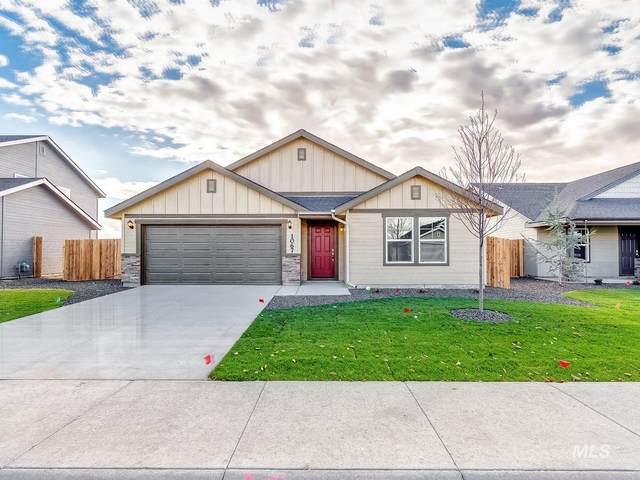 7657 E Brigade Dr., Nampa, ID 83687 (MLS #98780107) :: Jon Gosche Real Estate, LLC