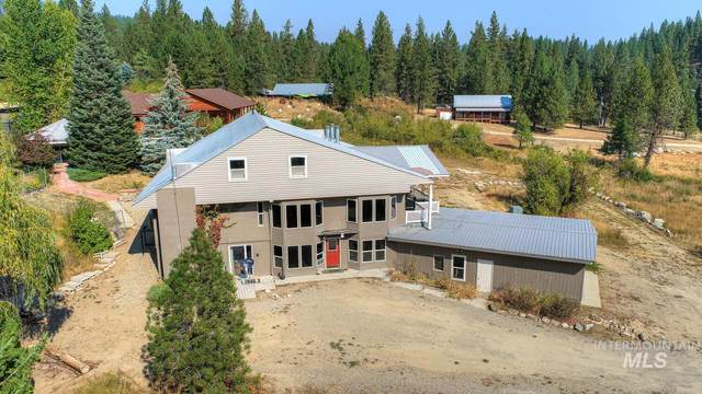 6 Snow Springs, Garden Valley, ID 83622 (MLS #98780128) :: Jon Gosche Real Estate, LLC