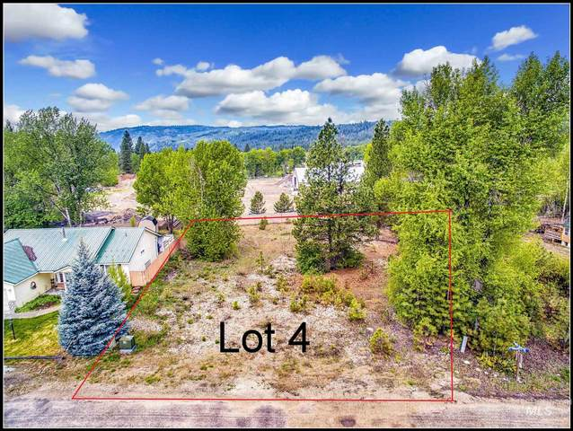 Lot 4 Mores Creek Crossing, Idaho City, ID 83631 (MLS #98780200) :: Jon Gosche Real Estate, LLC