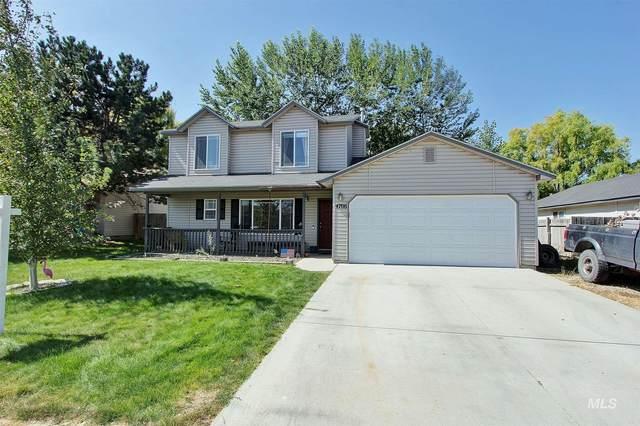 4706 Oxbow Avenue, Caldwell, ID 83607 (MLS #98780320) :: Minegar Gamble Premier Real Estate Services