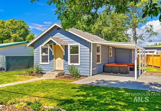 1526 W Malad St, Boise, ID 83705 (MLS #98780424) :: Boise Home Pros