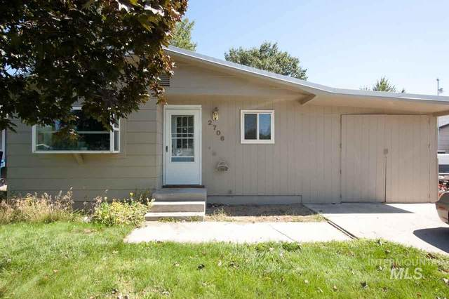 2706 S Kerr, Boise, ID 83705 (MLS #98780568) :: Boise Valley Real Estate