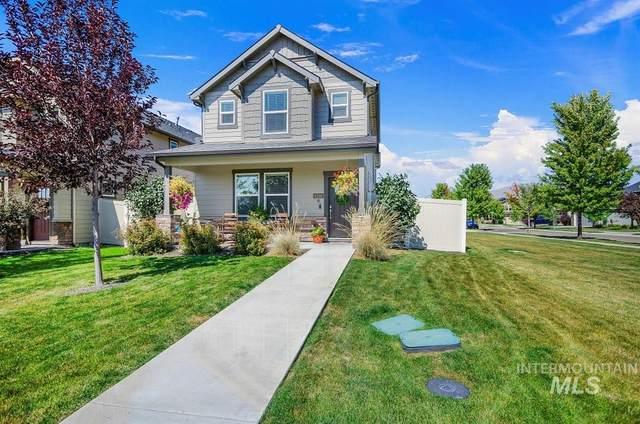 6590 E Deer Ridge St, Boise, ID 83716 (MLS #98780575) :: Boise River Realty