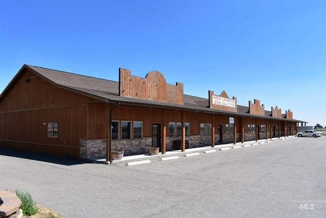 410 N Highway 75, Shoshone, ID 83352 (MLS #98780593) :: Minegar Gamble Premier Real Estate Services