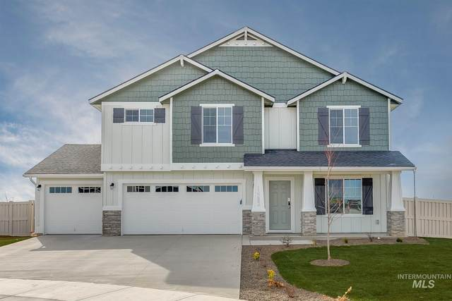 6639 E Zaffre Ridge St, Boise, ID 83716 (MLS #98780714) :: Minegar Gamble Premier Real Estate Services