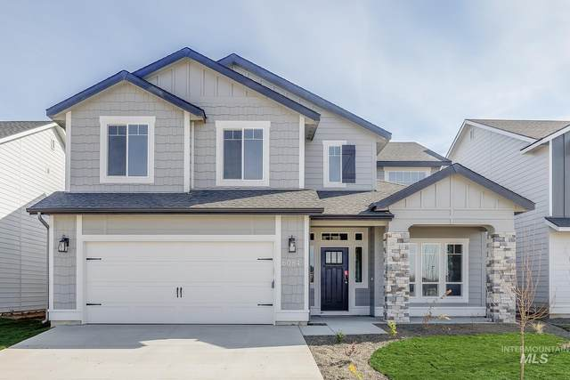 6689 E Zaffre Ridge St, Boise, ID 83716 (MLS #98780716) :: Minegar Gamble Premier Real Estate Services