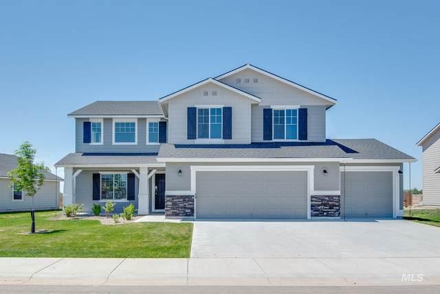1318 W Brink Ct, Meridian, ID 83642 (MLS #98780721) :: Silvercreek Realty Group