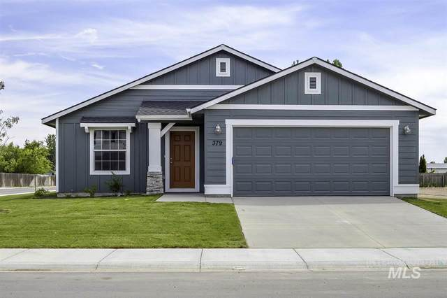 369 W Striped Owl St, Kuna, ID 83634 (MLS #98780747) :: Jon Gosche Real Estate, LLC