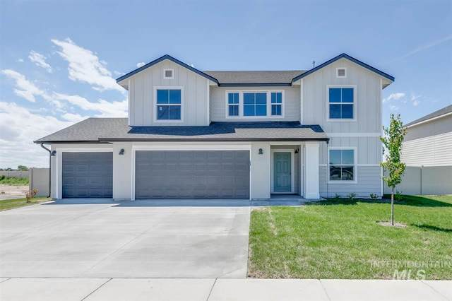 2111 N Blueblossom Way, Kuna, ID 83634 (MLS #98780752) :: Jon Gosche Real Estate, LLC