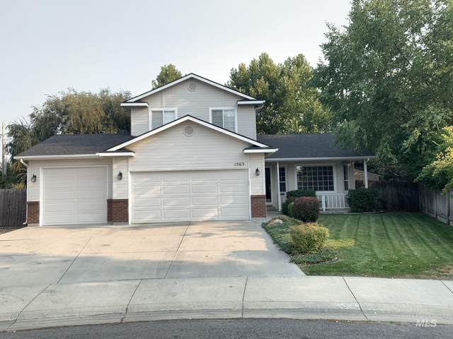 1563 E Puffin Ct, Meridian, ID 83642 (MLS #98780786) :: Jon Gosche Real Estate, LLC