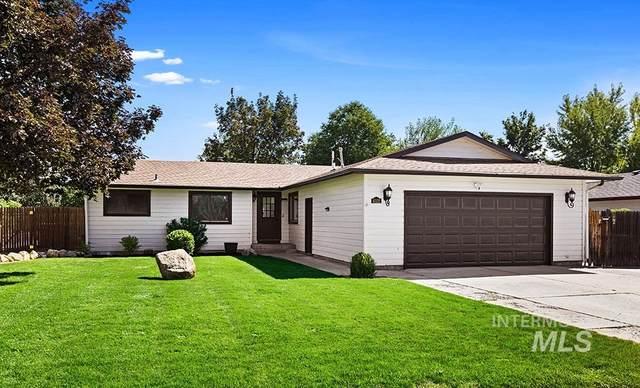 4522 S Arrowhead Way, Boise, ID 83709 (MLS #98780803) :: Beasley Realty