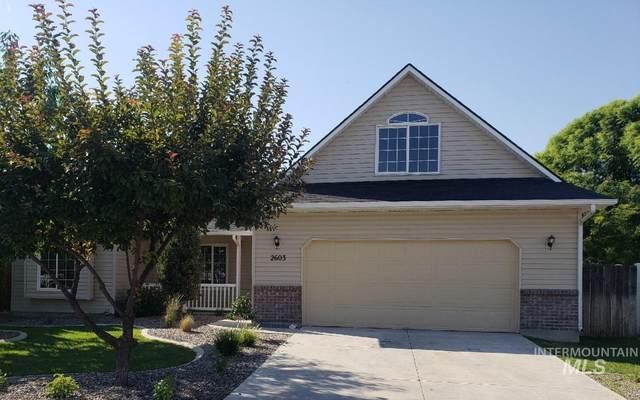 2603 Strayhorn Ct, Caldwell, ID 83607 (MLS #98780818) :: Full Sail Real Estate