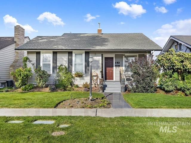 153 9th Avenue East, Twin Falls, ID 83301 (MLS #98780841) :: Boise Home Pros