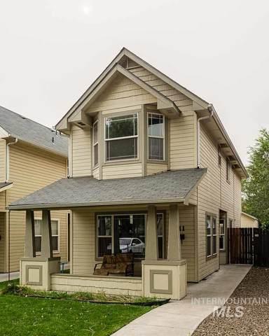 1611 S Denver Ave, Boise, ID 83706 (MLS #98780851) :: Boise Home Pros